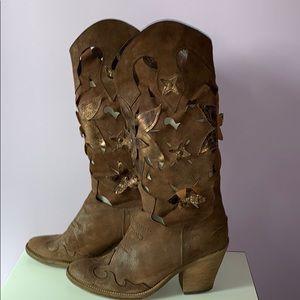 "Italian ""Western style"" Boots"